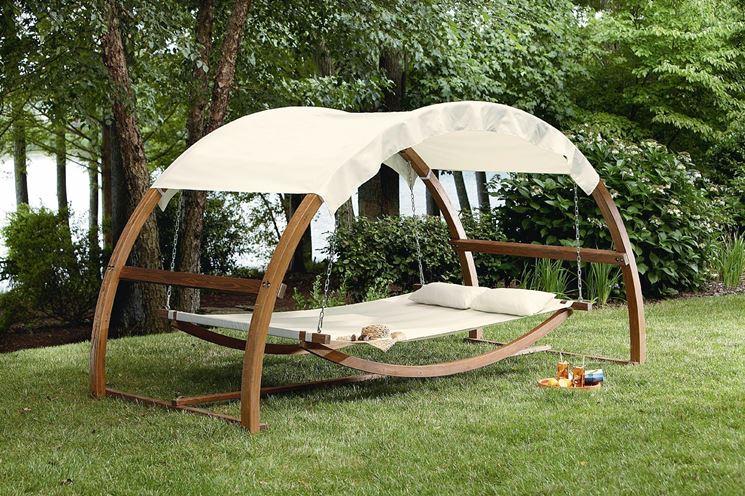 Dondolo Da Giardino Fai Da Te : Dondoli da giardino mobili giardino dondoli per il giardino