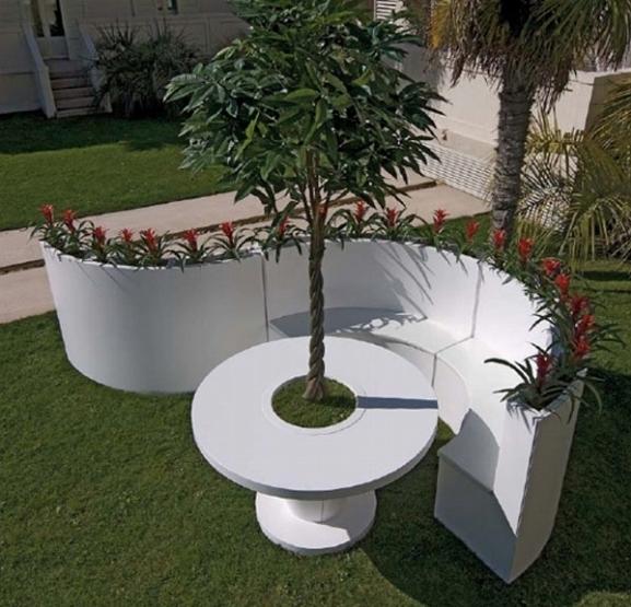 Très idee per giardino - mobili giardino TK11