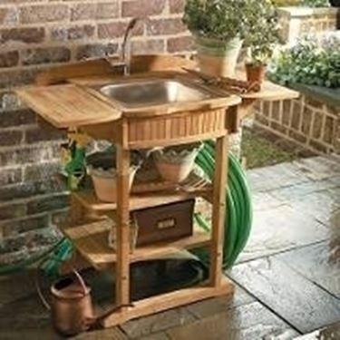 Lavelli giardino mobili giardino - Lavelli in pietra da giardino ...