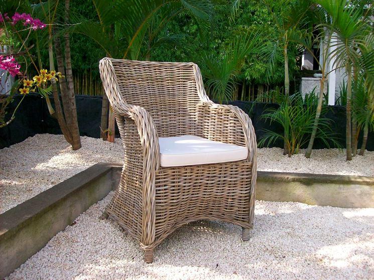 Mobili da giardino in rattan - mobili giardino - Mobili per esterno ...