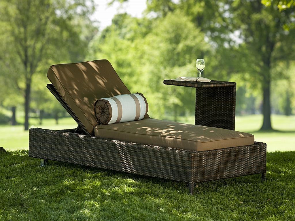 mobili da giardino in rattan - mobili giardino