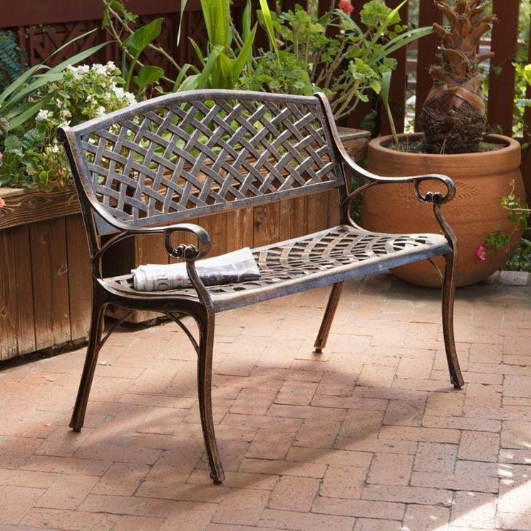 Outdoor Patio Furniture Home Goods: Panche In Legno Per