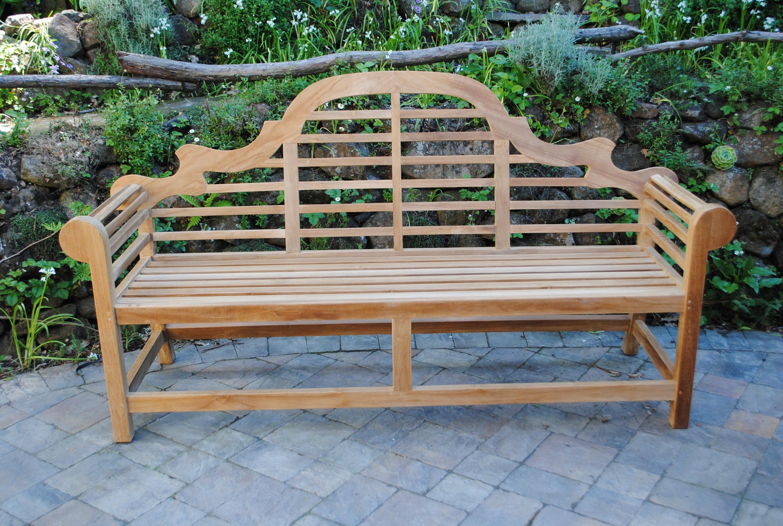 Panchine in legno mobili giardino - Panchine da giardino fai da te ...