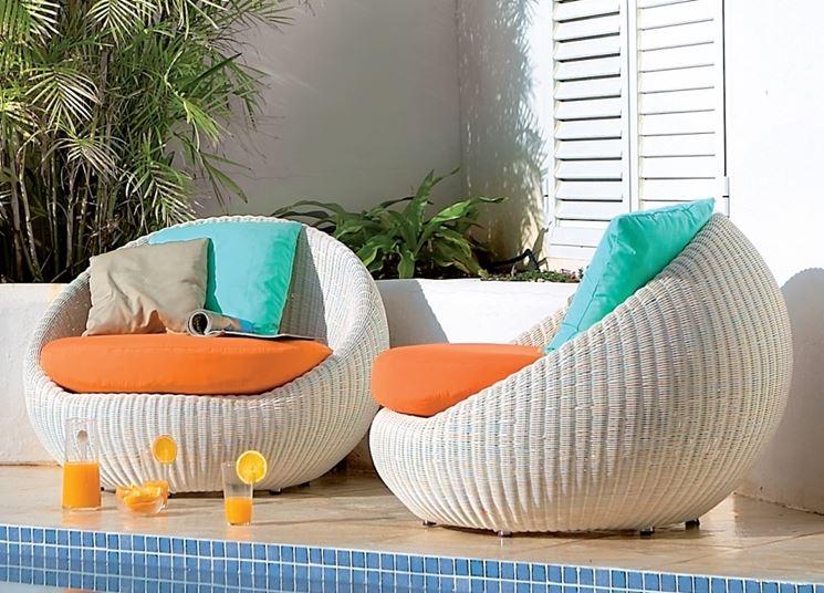 Poltrone da giardino - mobili giardino - Poltrone per arredare il ...