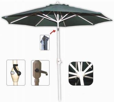 ombrelloni alluminio