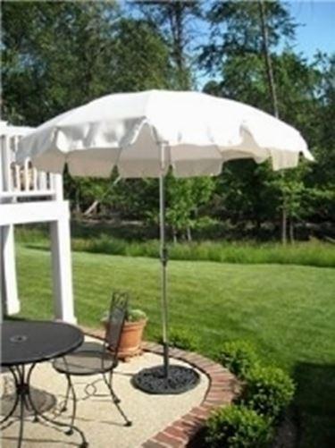 ombrelloni in legno