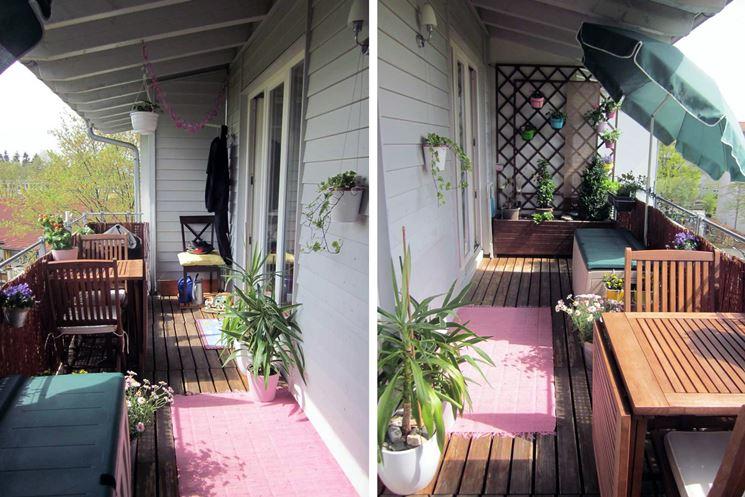 Ombrelloni terrazzo ombrelloni da giardino ombrelloni for Accessori per terrazzi e giardini
