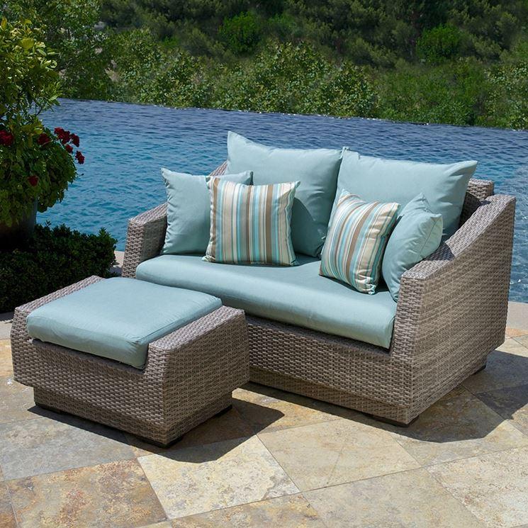 Cuscini per sedie da giardino sedie per giardino for Piastrelle 40x40 da interno
