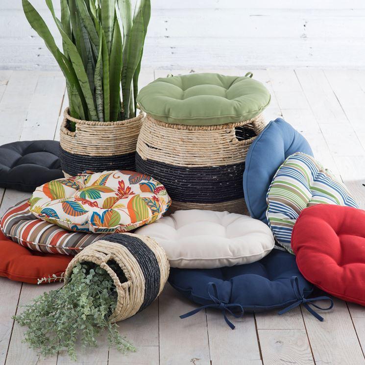 Arredamento Sedie Da Giardino.Cuscini Per Sedie Da Giardino Sedie Per Giardino Cuscini