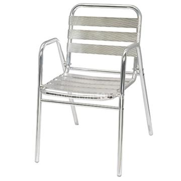 Sedie da giardino in alluminio sedie per giardino for Sedie economiche