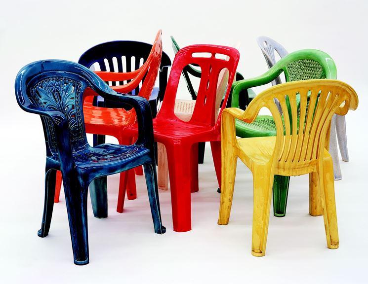 Sedie Di Plastica Colorate.Sedie Da Giardino In Resina Sedie Per Giardino Sedie In Resina