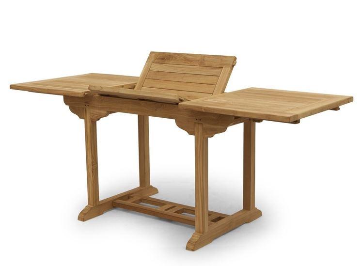 Tavoli da giardino allungabili tavoli per giardino - Progetto tavolo allungabile ...