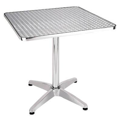 Tavoli da giardino in alluminio tavoli per giardino - Tavoli in alluminio per esterni ...