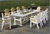 tavolo plastica bianco