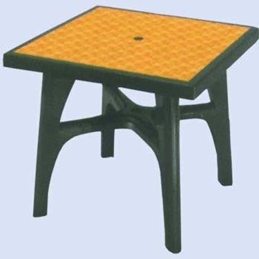 tavolo plastica bianco ombrellone