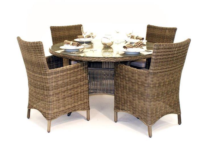 Tavoli da giardino in rattan tavoli per giardino - Tavolo da giardino rattan ...
