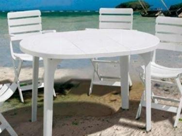 tavoli da giardino in resina