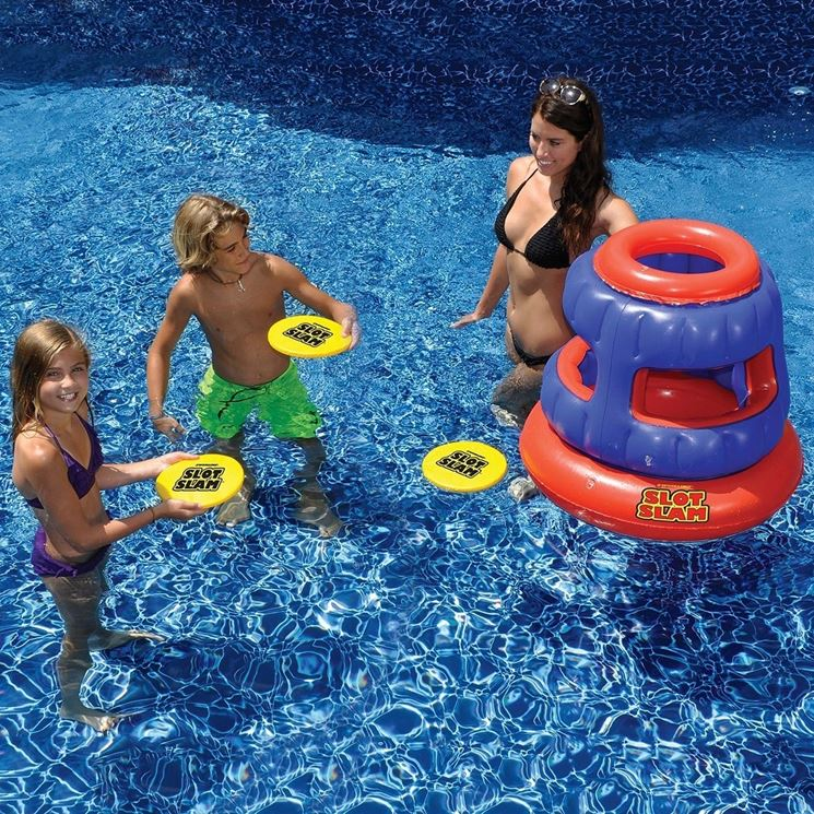 Giochi in piscina piscine giochi da fare in piscina for Gioco di piscine