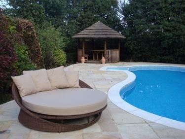 lettini per piscina