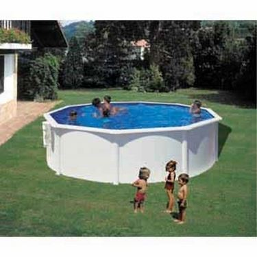 piscine gre esterne