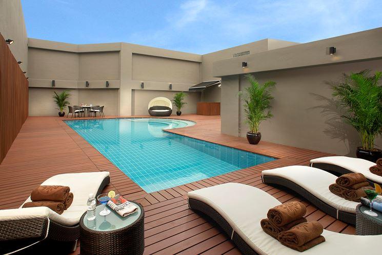Mobili Da Esterno Per Piscina : Piscine in legno piscine caratteristiche delle piscine in legno