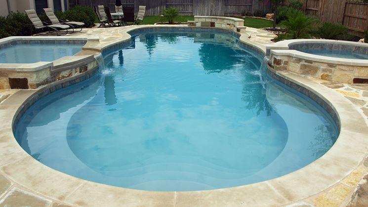 Le piscine in vetroresina