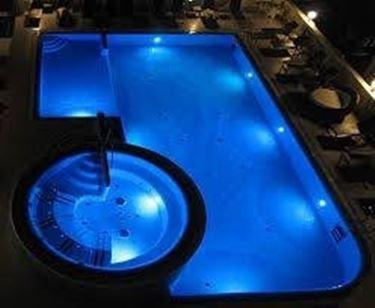 Costruire una piscina interrata in cemento