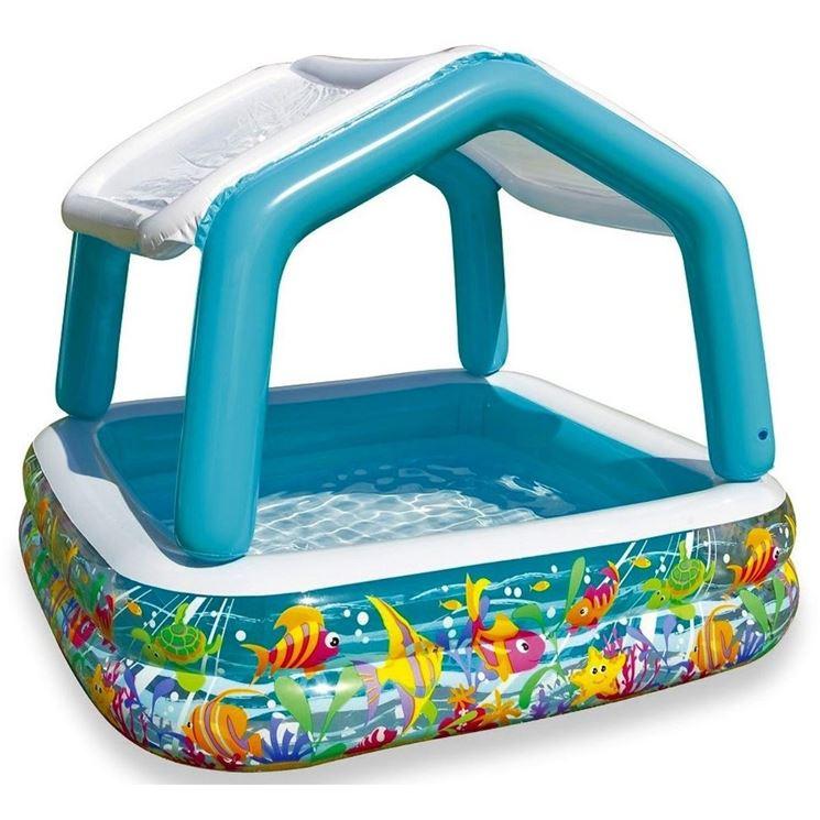Piscine per bambini piscine piscine per i pi piccoli - Poltrone gonfiabili per piscina ...