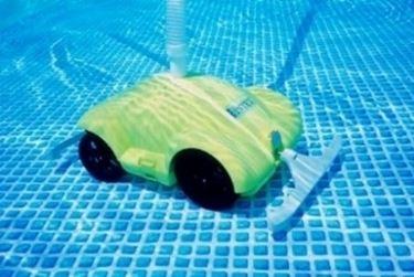 pultiore per piscina