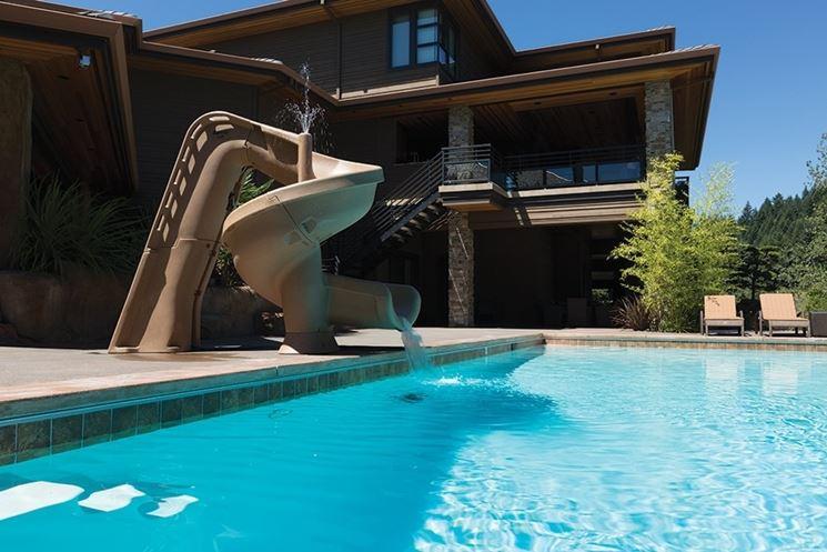scivoli da piscina arredamento piscine modelli e idee
