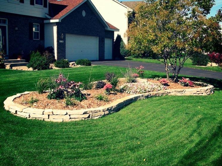 Sassi per giardini elementi progettazione giardini for Arredare i giardini