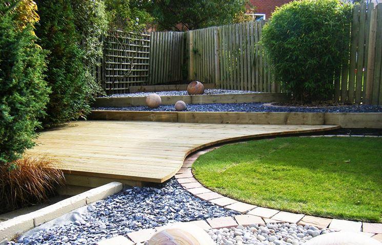 Progettare Il Giardino Da Soli : Giardino pavimentazione elementi progettazione giardini