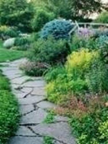 Viali giardini elementi progettazione giardini - Viali da giardino ...