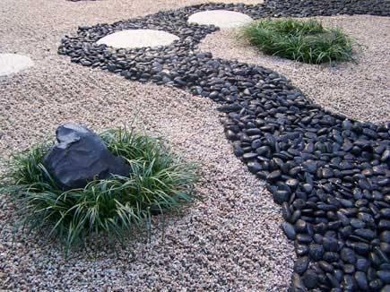 Filosofia giardini zen giardini pensili for Aiuola zen