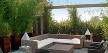 Progettazione giardini pensili