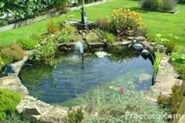 Laghetti d 39 acqua giardino acqua - Piccoli laghetti da giardino ...