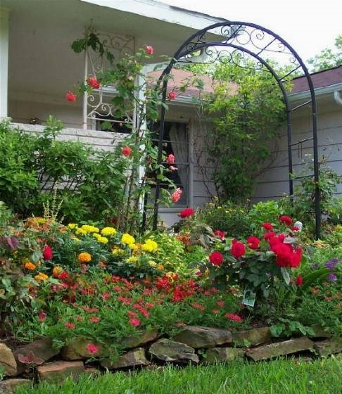 Complementi d'arredo giardino all'inglese   giardino inglese