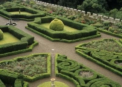 progettazione giardini all'italiana - giardino italiana