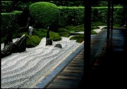progettazione giardini zen - giardino zen