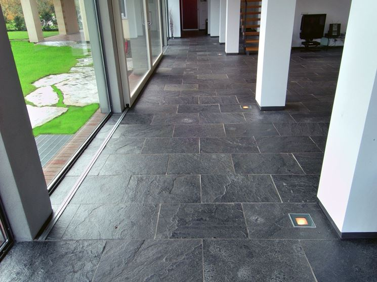 Pavimento in pietra pavimenti per esterno pavimento di pietra - Pavimenti in pietra per esterno ...