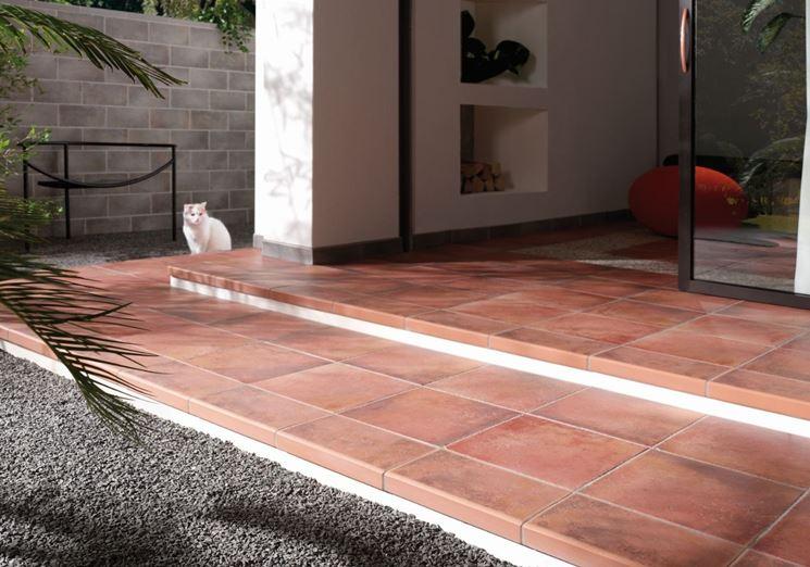 Piastrelle per esterni pavimenti per esterno tipologie - Piastrelle pavimento esterno ...