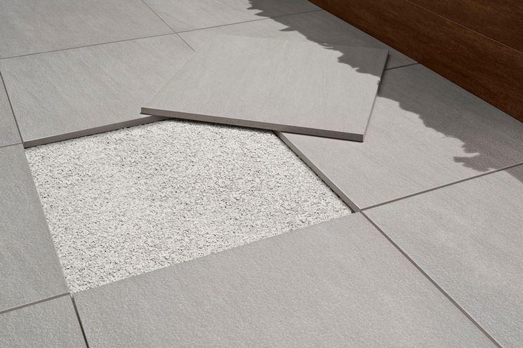 Piastrelle per esterni pavimenti per esterno tipologie di
