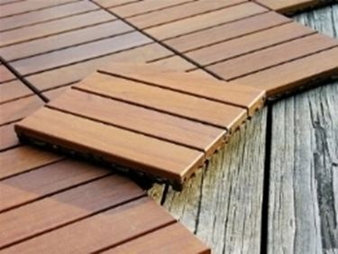 Pavimenti in legno per esterni con pavimenti in wpc per esterni