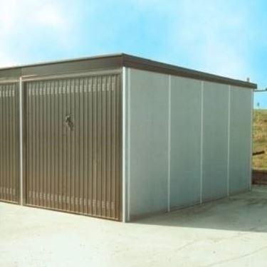 Box auto prefabbricati - strutture per giardino - Box per auto ...