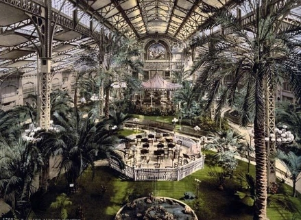 giardino dinverno - strutture per giardino