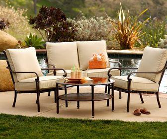 sedie per giardino
