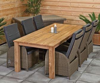 tavoli per giardino